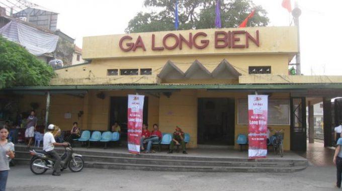 Ga Long Biên Hà Nội