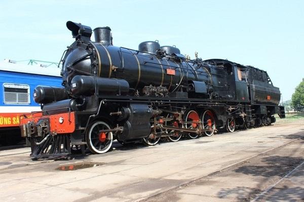 Tàu hỏa đầu máy hơi nước sẽ chạy chặng Huế - Đà Nẵng