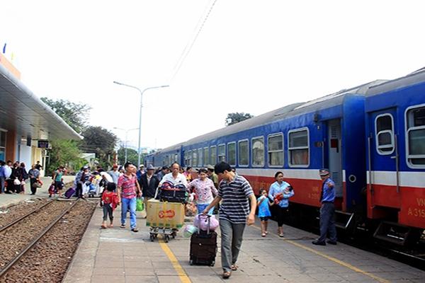 Đường sắt giảm giá vé tàu lên tới 50% trong tháng 6