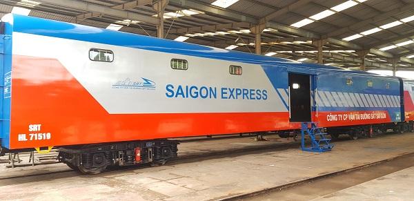 Đường sắt Việt Nam đã bán vé hành lý điện tử
