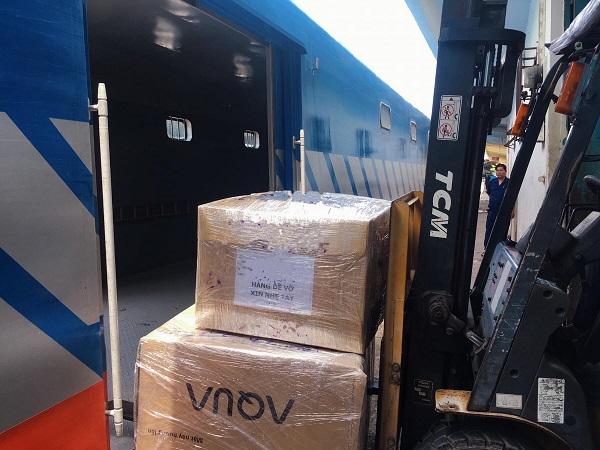 Hướng dẫn gửi hành lý điện tử tàu hỏa